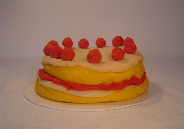 cake by Luci Gorell Barnes, 88cakes